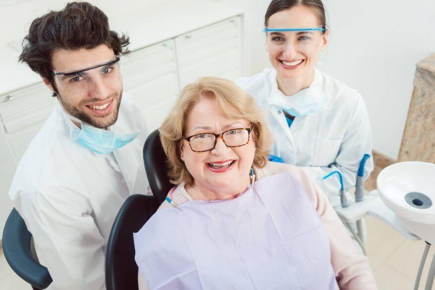 getting Dentures North Miami