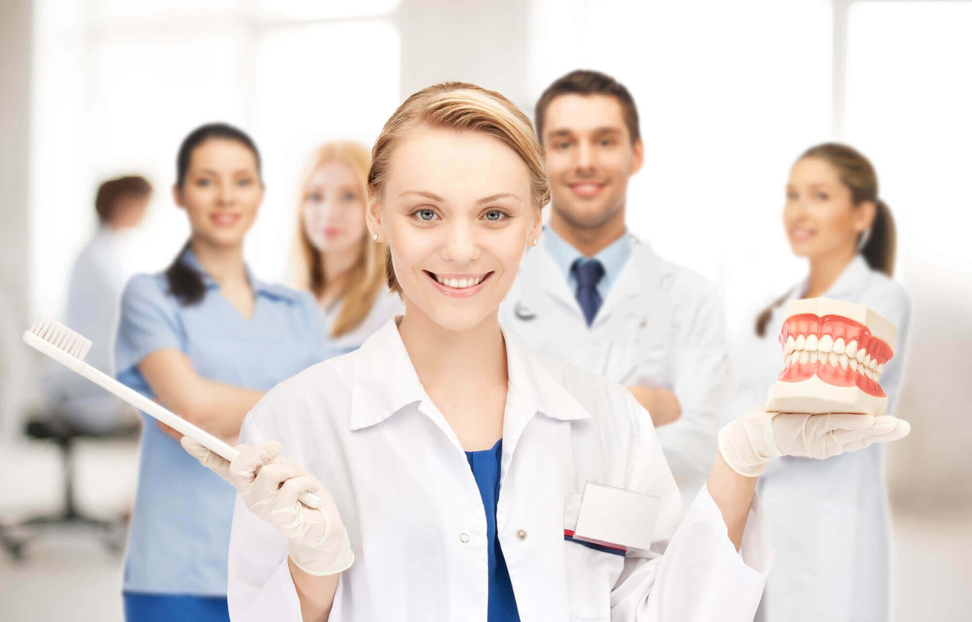 dentist before performing Sedation Dentistry North Miami